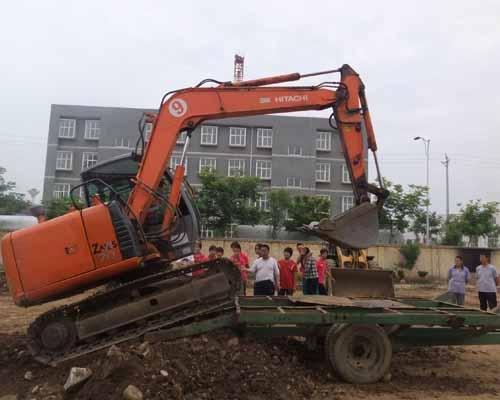 专业挖掘机培训