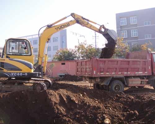 挖掘机实训培训